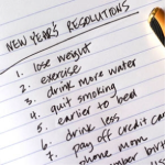New Year's LIst